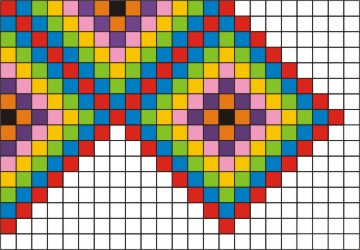 FREE BEAD CROCHET GRAPH PAPER - Crochet — Learn How to Crochet